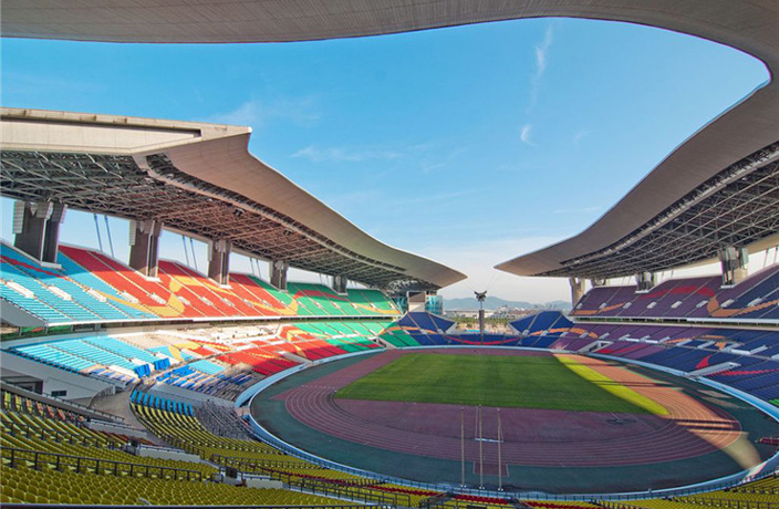 The Story Behind China's Largest Sports Stadium