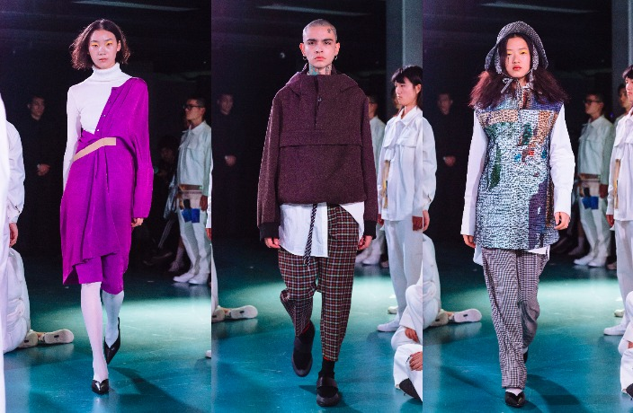 4 of the Most Inspiring Collections at Shanghai Fashion Week AW18