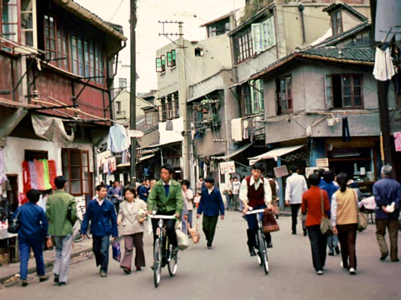 Amazing Photos Capture Everyday Shanghai Life In The 1980s