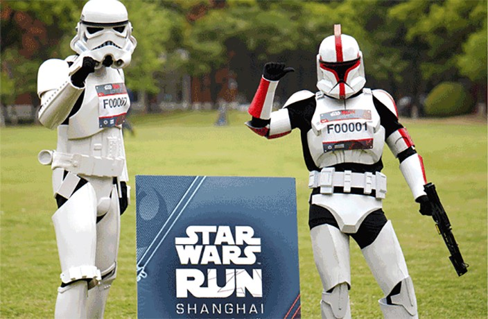Star Wars Run Shanghai 2018 is Now Open for Registration