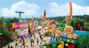 Toy Story Land at Shanghai Disney Resort Is Officially Open