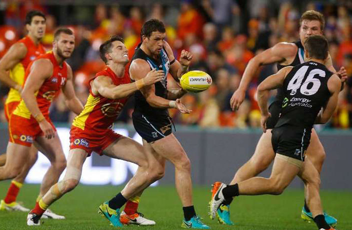A Bluffer's Guide to Australian Rules Football