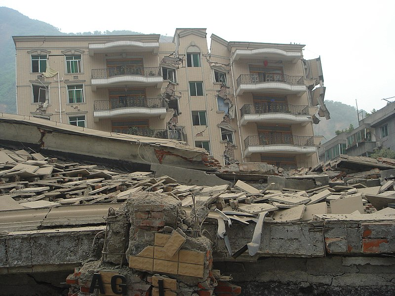 Sichuan earthquake