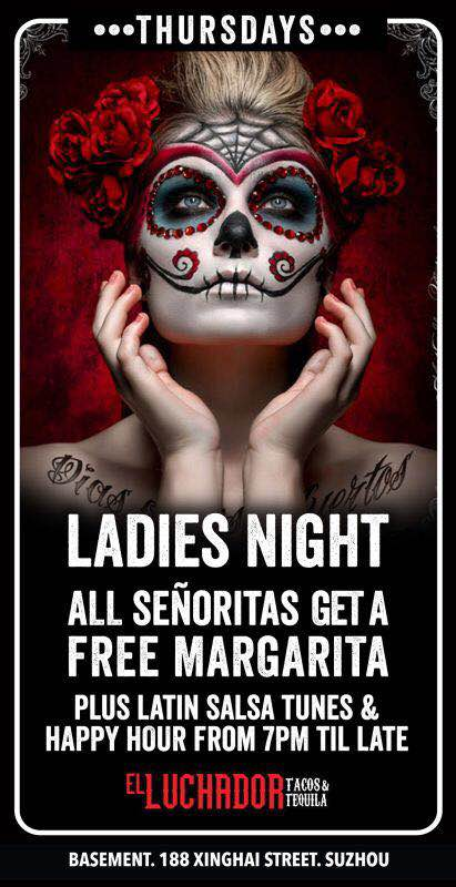 Ladies Night at El Luchador