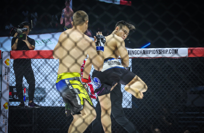 Rebel FC Wows MMA Fans with Thrilling Fights in Guangzhou
