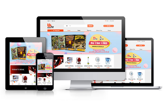 Conquer Your China Market with Our Brand New E-Commerce Platform