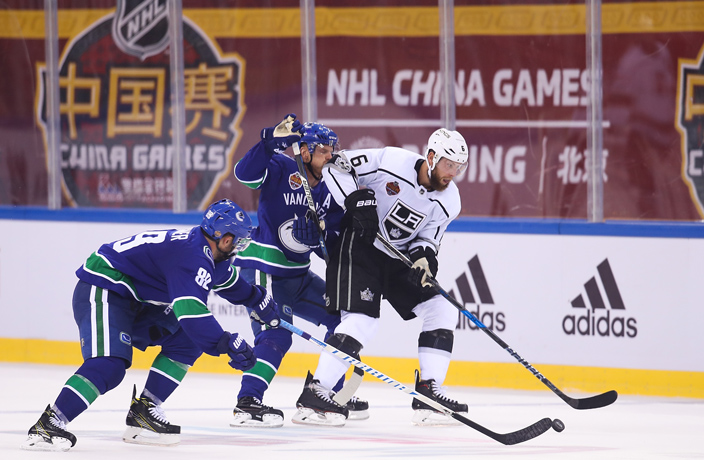 Tickets On Sale Now To Nhl China Games That S Shenzhen