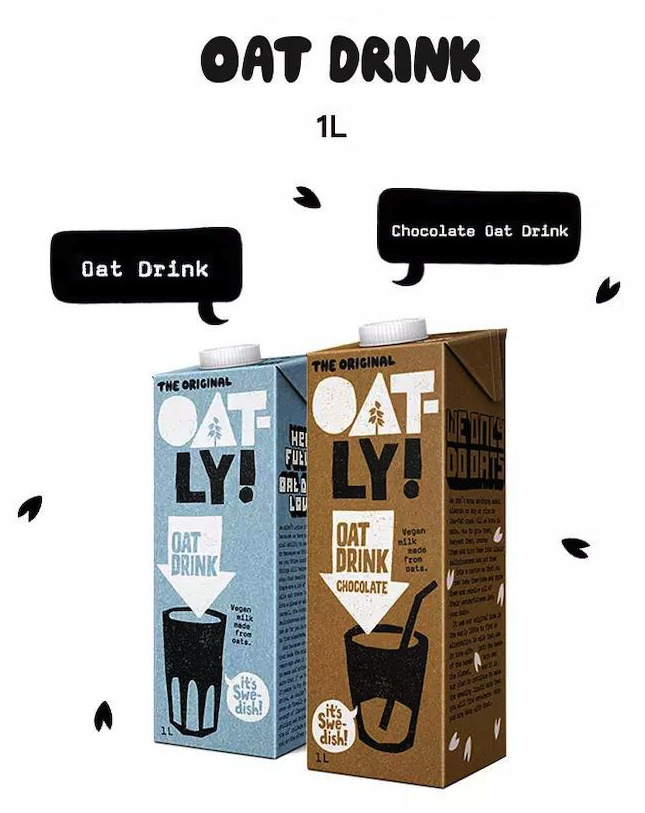 Oatly Oat Drink