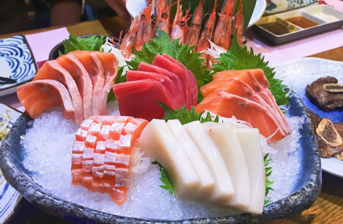 Enjoy All-You-Can-Eat Japanese Food and Booze for Under ¥200 in Guangzhou