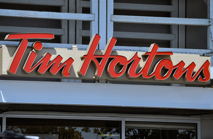 Tim Hortons is Coming to China