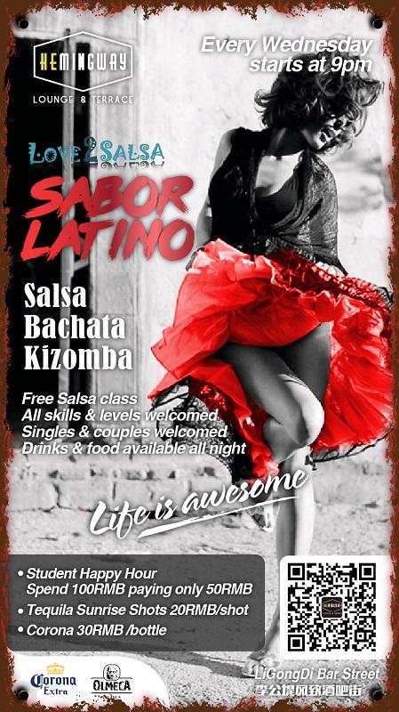 Sabor Latino at Hemingway