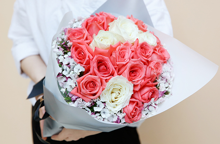 Get Fresh Flowers Delivered for Chinese Valentine's Day