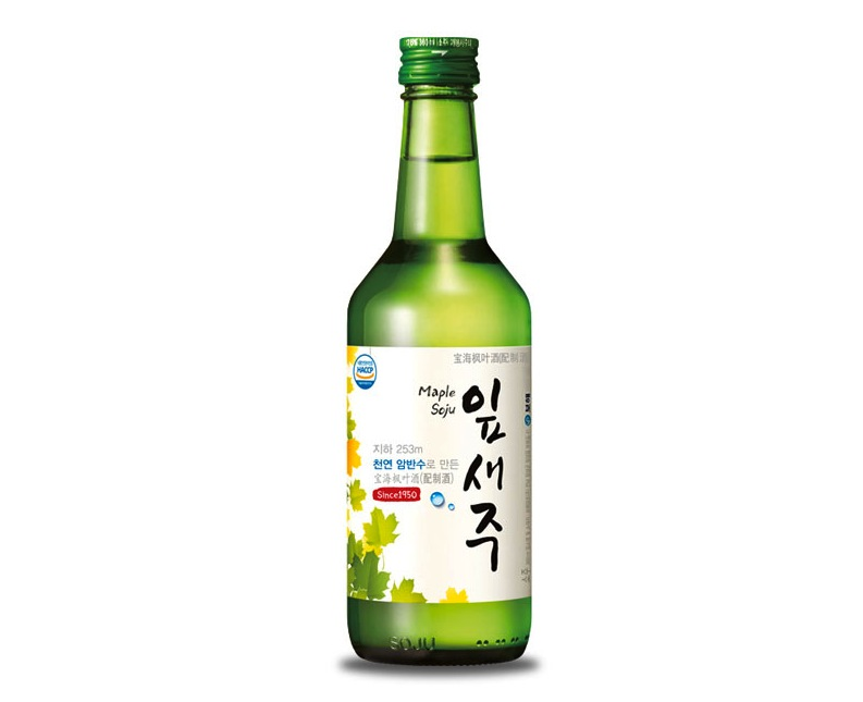 Korean Maple Soju