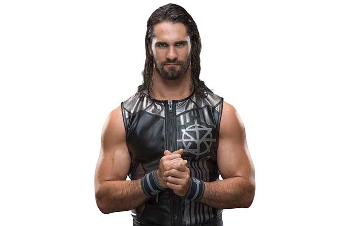 WWE Star Seth Rollins on Fighting The Rock and Good vs. Bad Guys