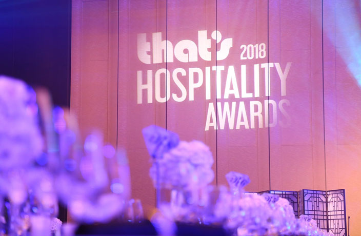 The Big Winners from the That's 2018 Hospitality Awards, Plus Photos