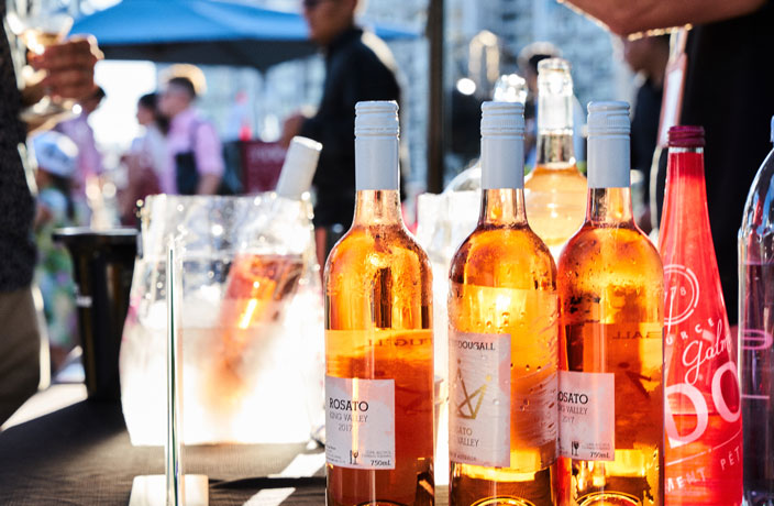 Coming up Rosés: Why You Should Be Drinking Pink Wine