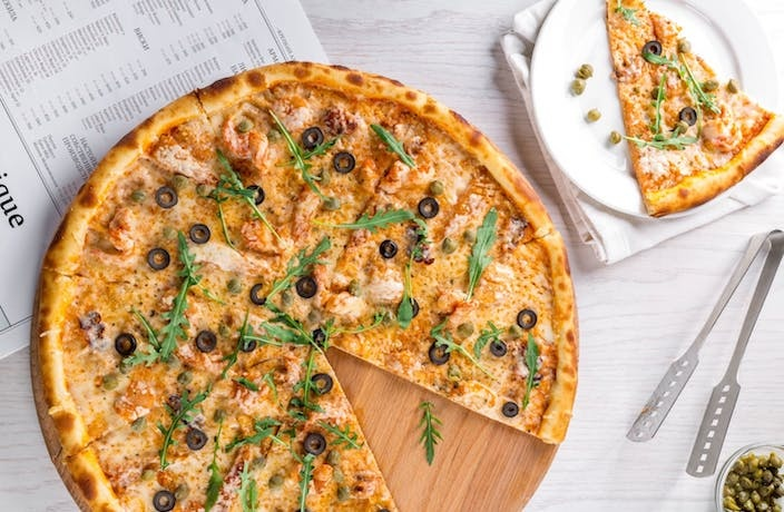 Where to Get Pizza in Shanghai