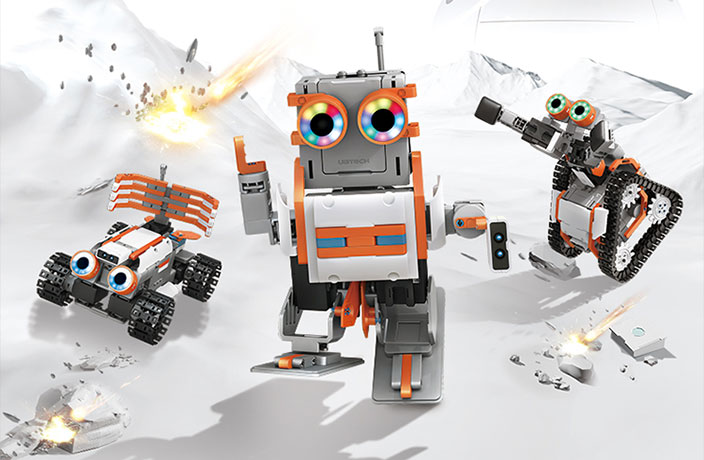 Kids Can Learn Tech the Fun Way with These Robot Kits, On Sale Now