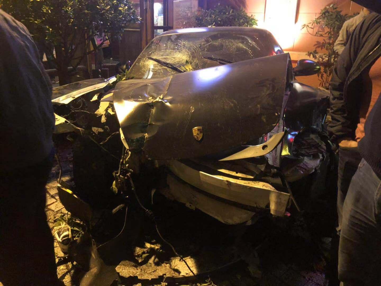 Car Crash Zapata's