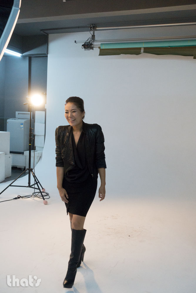 Behind the Scenes at That's Shanghai's October 2018 Cover Shoot