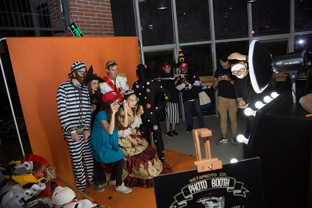 That's Shanghai Halloween Party at Cages
