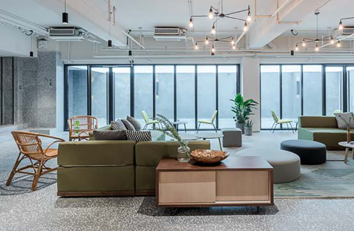 Shanghai's First Ever Co-Living Space