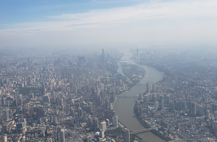 What's With the Smog? Guangzhou and Shenzhen Air Quality Takes a Hit