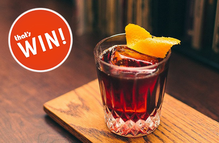 WIN! 4 Cocktails at Ministry of Negroni Anniversary