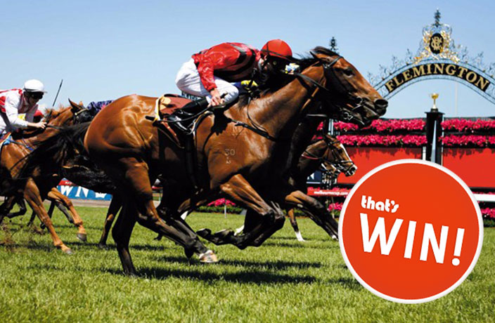 WIN! Melbourne Cup Seafood Luncheon Tickets