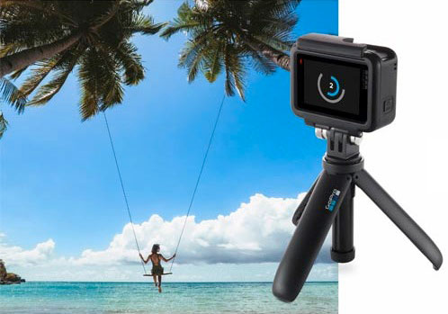 Crank Your Action Videos Up a Notch with These GoPro Cameras