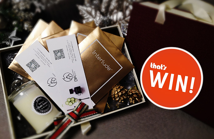 WIN! Christmas Gift Set by DVA Boutique Spa