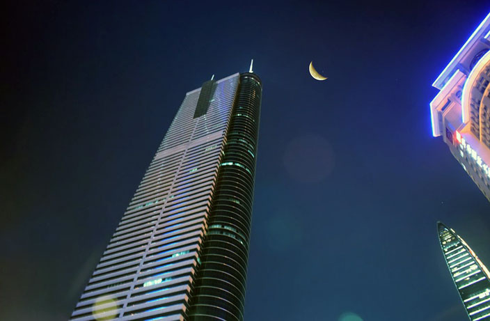China #1 for Skyscrapers Completed in 2018 and It's Not Even Close