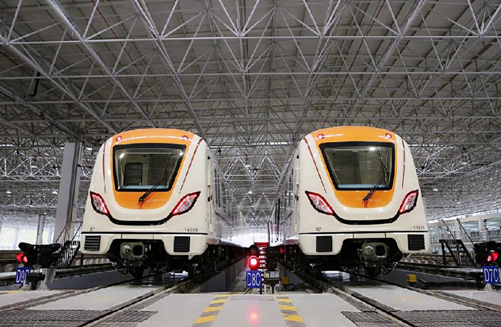 Conghua Will Soon Be Reachable by the Guangzhou Metro