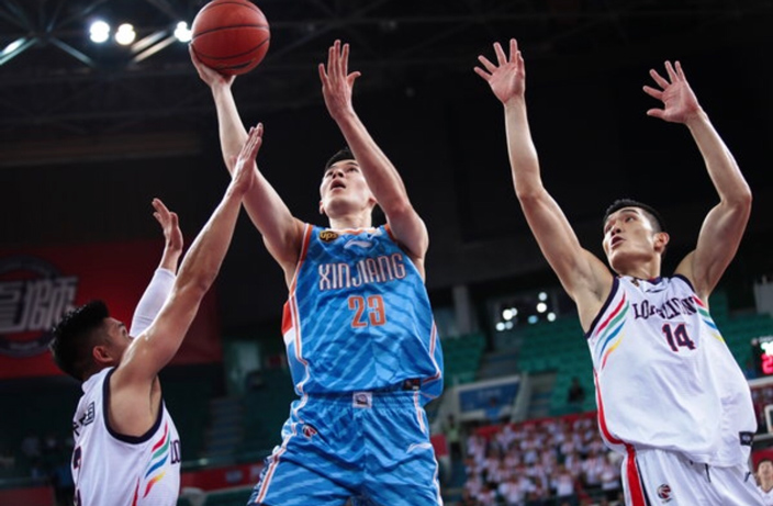 Guangzhou Long-Lions to Host Shenzhen Leopards on Christmas Day