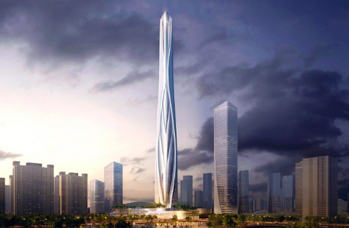 Yet Another Super-Tall Skyscraper to be Built in Shenzhen