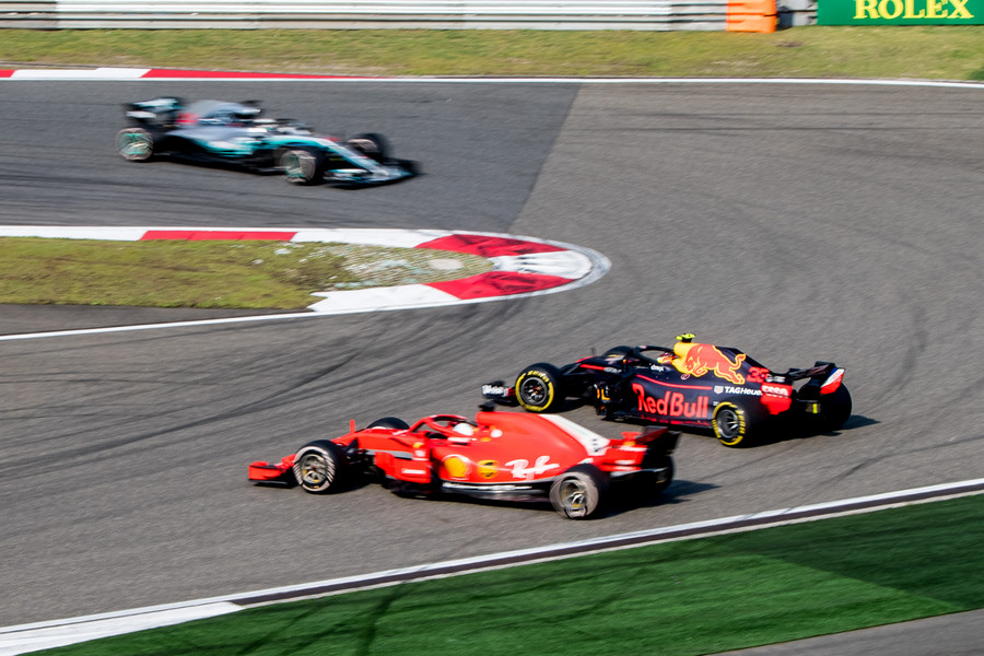 Get Your Tickets To The F1 Heineken Chinese Grand Prix In Shanghai Thatsmags Com