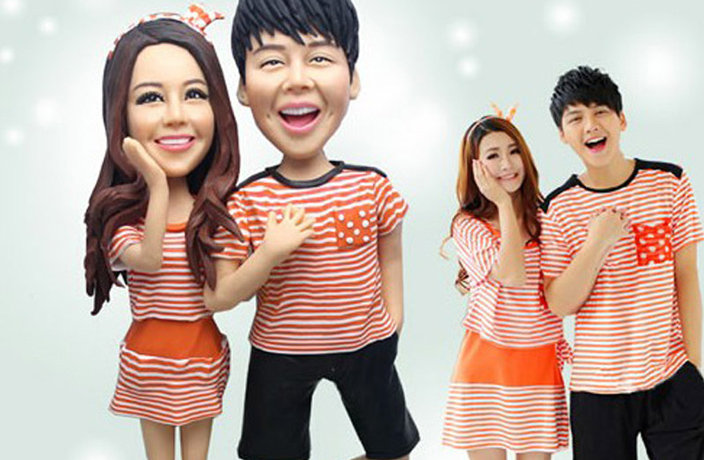 These Creepy Bobbleheads Might Be the Funniest Thing on Taobao
