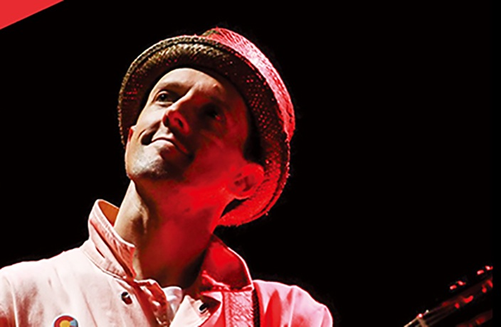 Tickets for Jason Mraz's Shanghai Show Are On Sale Now!