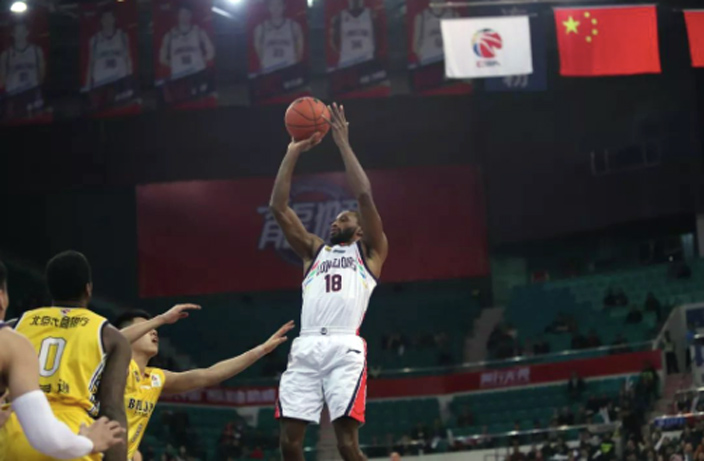 Guangzhou Long-Lions Cruise Past Beijing Fly Dragons