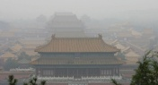Heavy Smog Causes Orange Alerts in Cities Across Northeast China