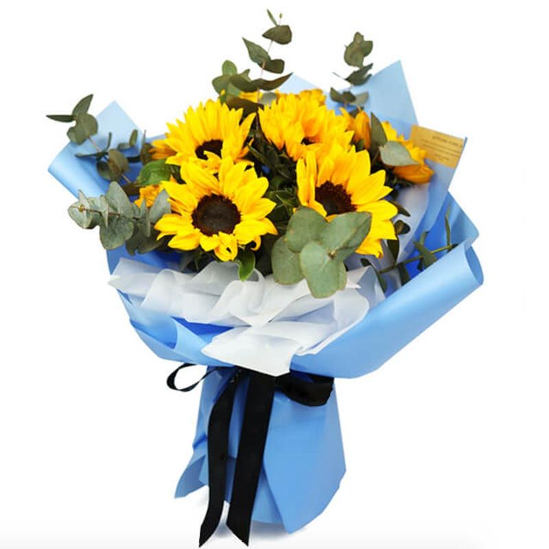 Sunshine Smile Bouquet