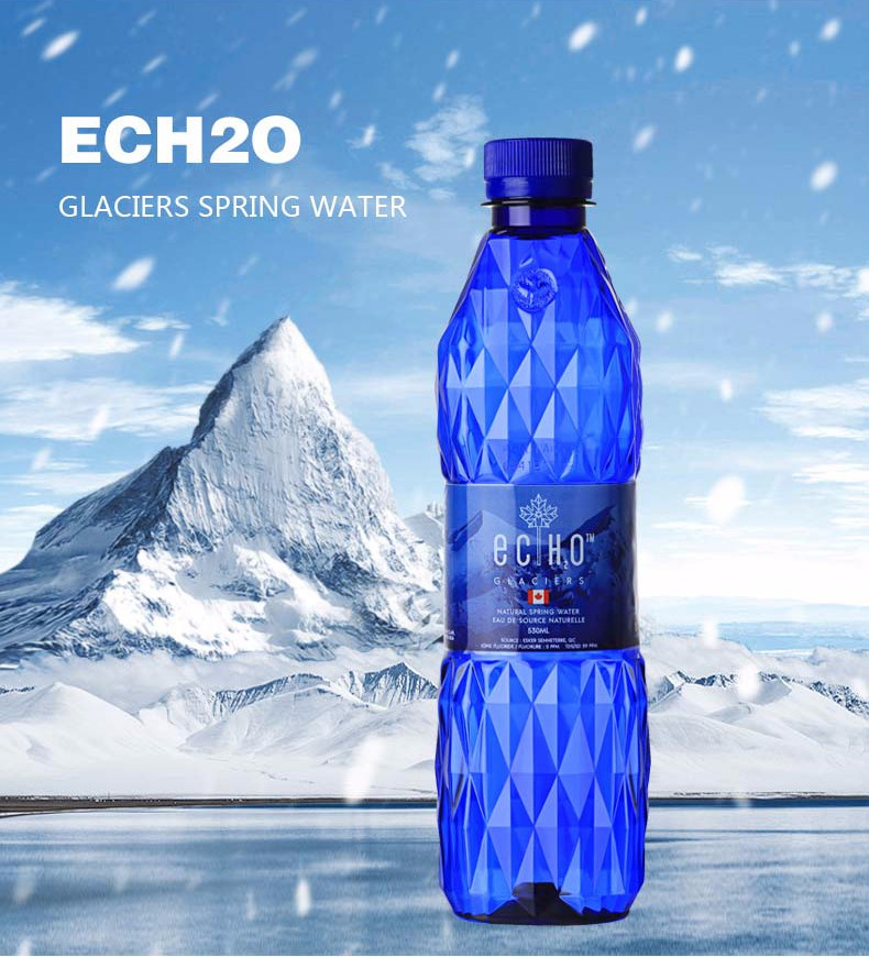 This Canadian-Imported Spring Water is Up to 15% Off Right Now