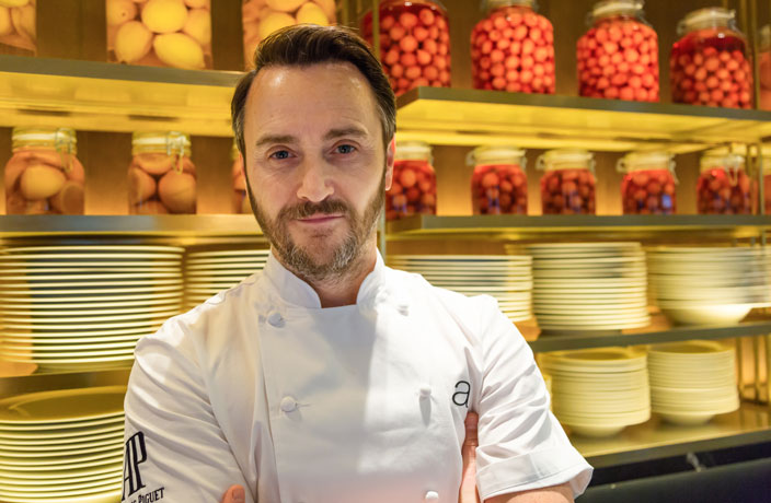 Interview: Jason Atherton on Overseeing Three Venues at The Shanghai EDITION