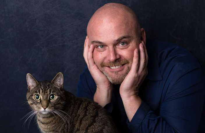 Last Chance to Buy Tickets to Comedian Brian Aylward in Shanghai