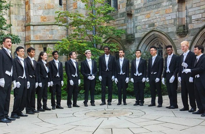 Enjoy a Night of Music at the Yale Whiffenpoofs Charity Event