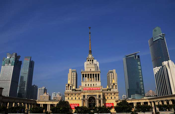This Day in History: Palace of Sino-Soviet Friendship Completed