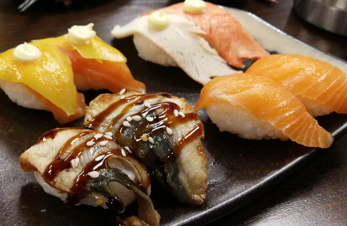 This Sushi Shop Offers All-You-Can-Eat for Only RMB49 in Guangzhou