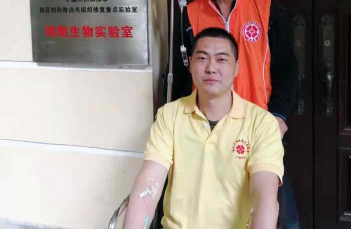 Chinese Man Donates Stem Cells to Save Canadian Leukemia Patient