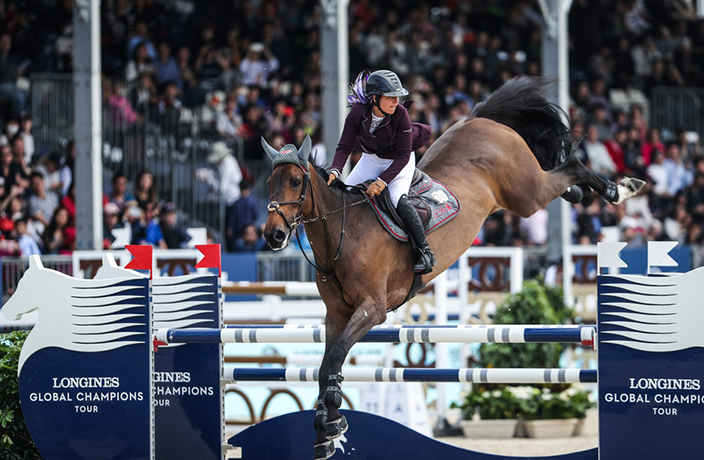 Get Your Tickets to the 2019 Shanghai Longines Global Champions Tour