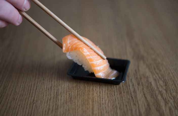 Sushi to Satisfy Lunchtime Cravings